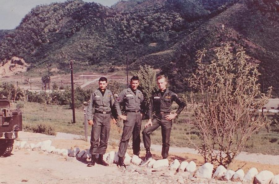 Camp essayons korea 1965