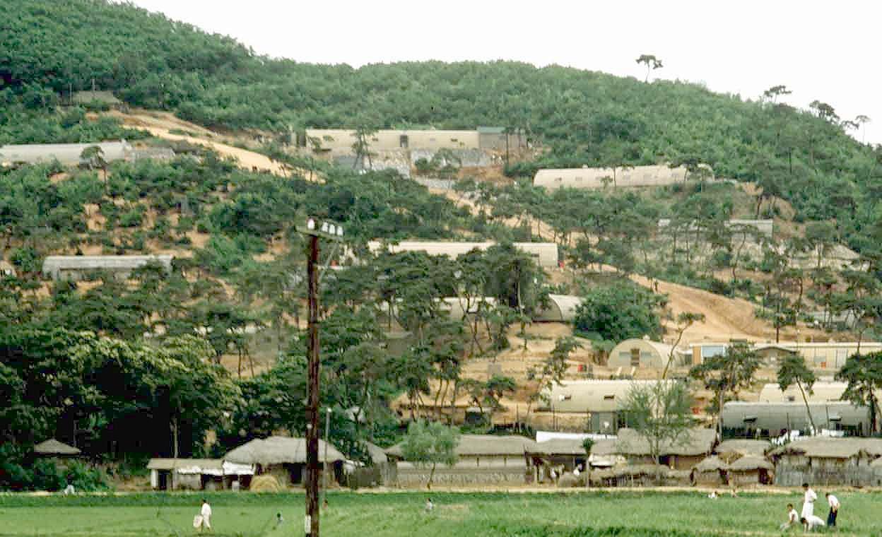 Mystery Camp near the DMZ Dmzcamp