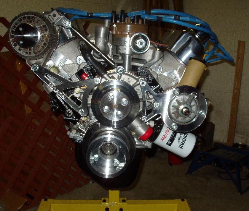 Ford 2 3 Turbo T Bird: 351w Swap Progress (pics)