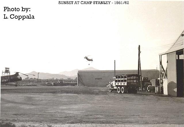 Camp Stanley Korea, 19...