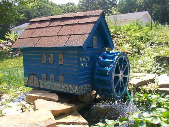 Water Wheel Project