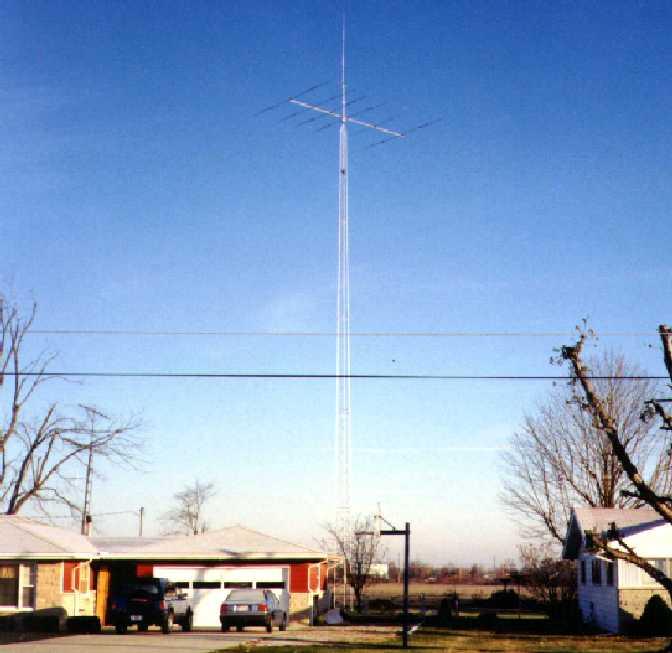 Hustler antennas australia