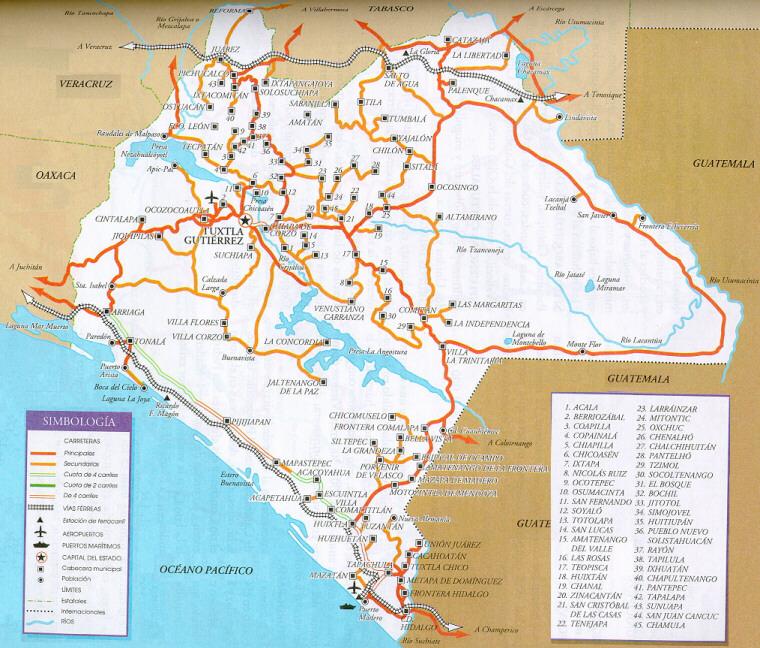 Sid 2000 Chiapas