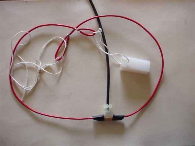 2 meter dipole antenna