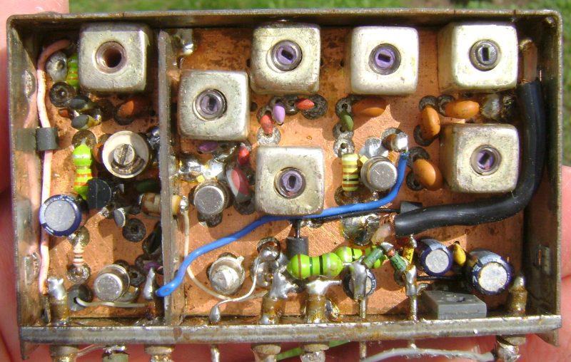 Resonance Generators By 4011 Cmos Gate