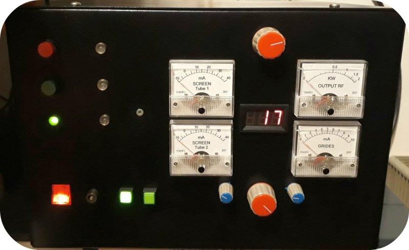 yo4hfu website2xgu74 power amplifier for 144mhz