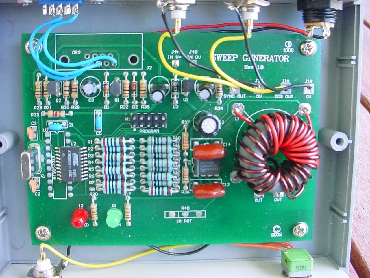 Scs Singlepulse Generator Circuit Diagram Tradeoficcom Wire Ramp Pulse Car Interior Design