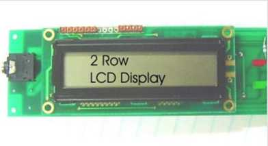 APRS Project LCD Display... maybe! - APRS Project 2008/9