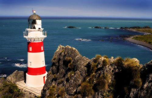 Cape Palliser Lighthouse trip soon...