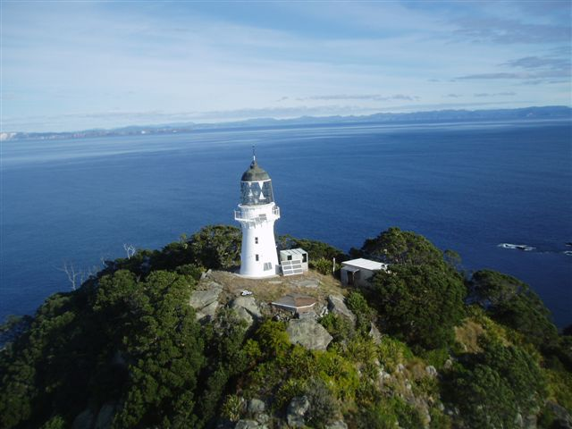 Curvier Island Lighthouse