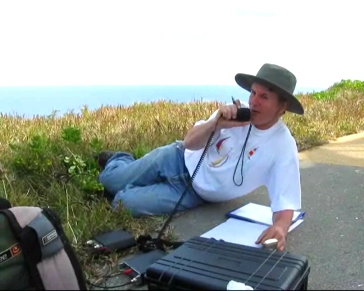 Nigel ZL2SEA on FT817